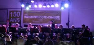 Concert150 ans Harmonie COte Chaude
