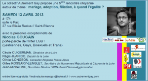 Invitation pour 13.04