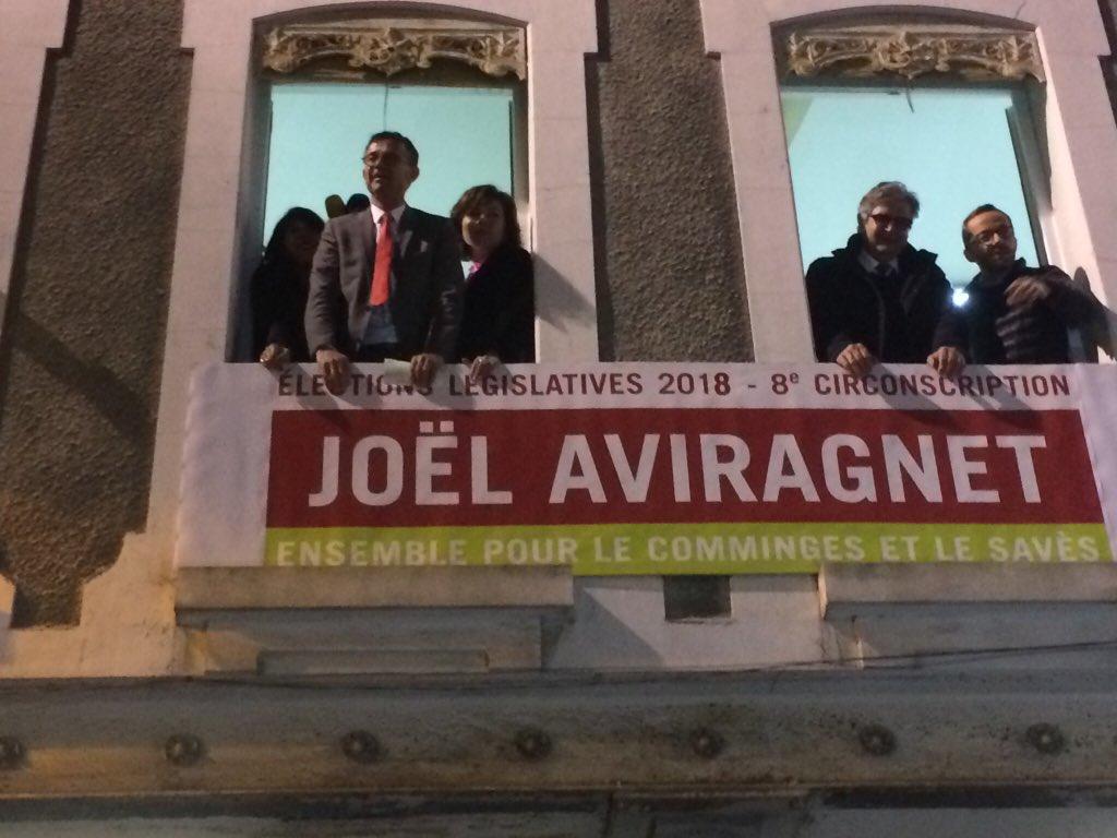 Joël Aviragnet : une victoire nette qui redonne espoir