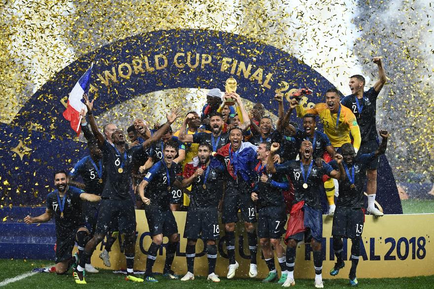 La victoire des Bleus doit profiter au football amateur
