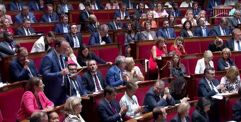 Pour une loi de programmation des moyens budgétaires consacrés au sport : mon interpellation de la ministre Roxana Maracineanu
