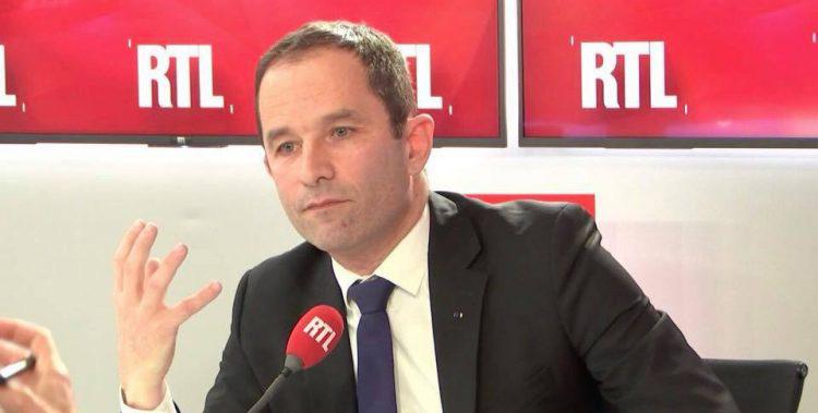 Benoît Hamon propose une votation citoyenne pour établir une liste unitaire aux européennes