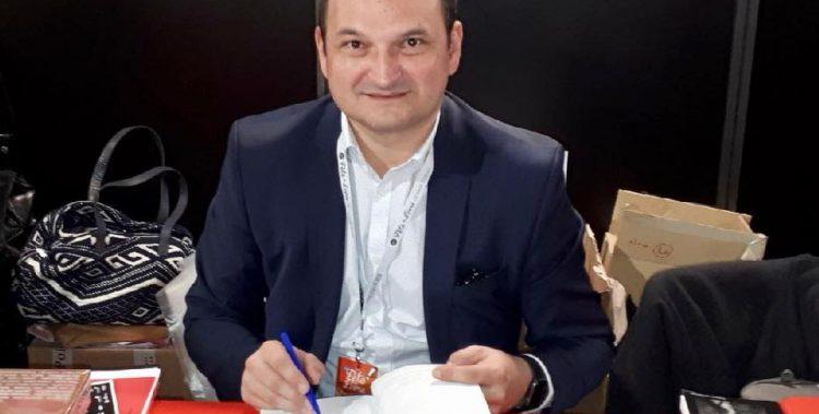 Dédicace de mon ouvrage « Engagements – Plaidoyer pour le beau mandat de Député » samedi 16 février à AUCHAN Villars