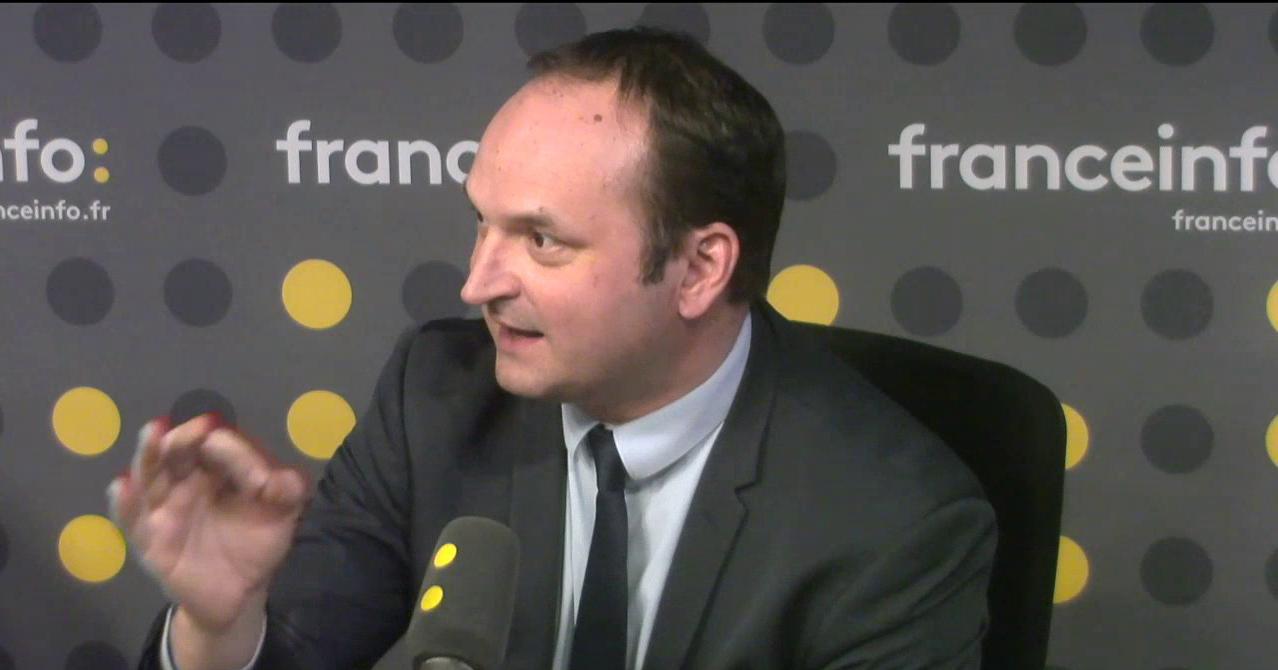 Mon interview sur France Info en réaction aux propos d'Emmanuel Macron sur le Sport.