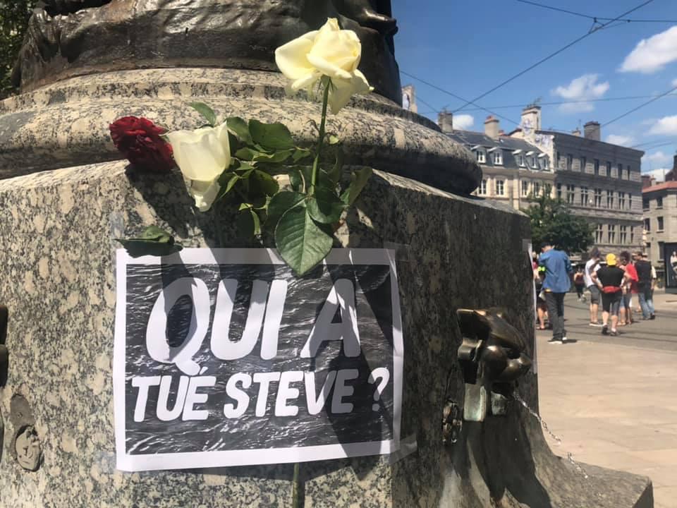 Mort de Steve : je demande la création d'une commission d'enquête parlementaire