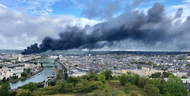 Incendie de l'usine Lubrizol à Rouen : nous demandons une commission d'enquête parlementaire pour faire toute la transparence