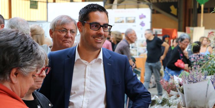 Pierrick Courbon sera le candidat de l'alternative sociale, écologique et démocratique pour Saint-Etienne