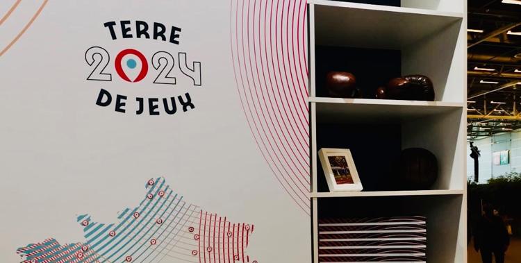 La commune de Saint-Jean-Bonnefonds labellisée « Terre de Jeux » Paris 2024