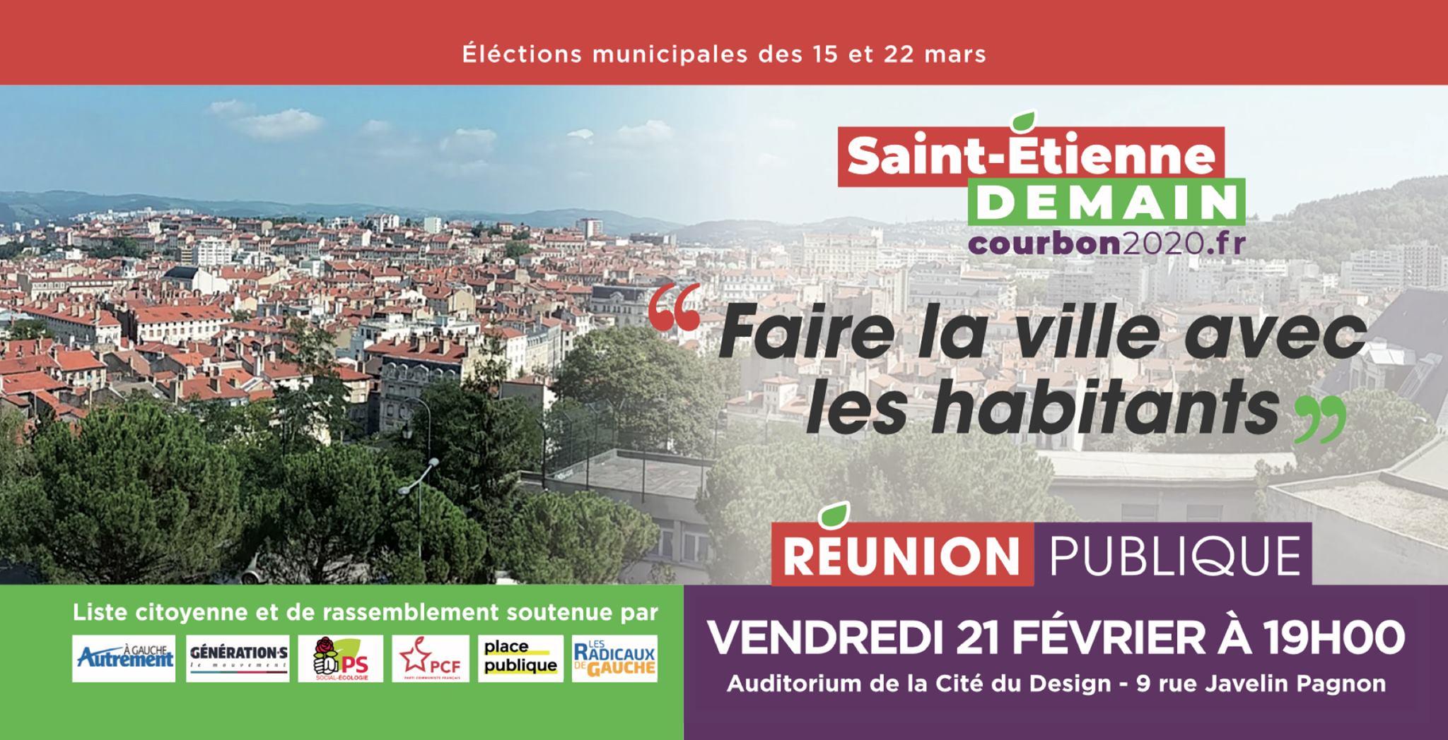 Soirée-Débat : «Faire la ville avec les habitants» avec Jo Spiegel et Pierrick Courbon