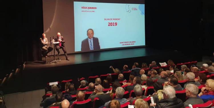 Retour sur la présentation de mon bilan de mandat 2019 à Saint-Priest-en-Jarez