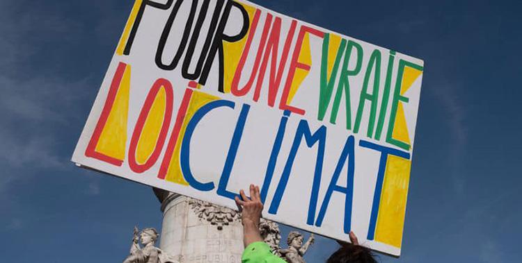 Le projet de loi de lutte contre le dérèglement climatique est une occasion manquée : j'ai voté contre !