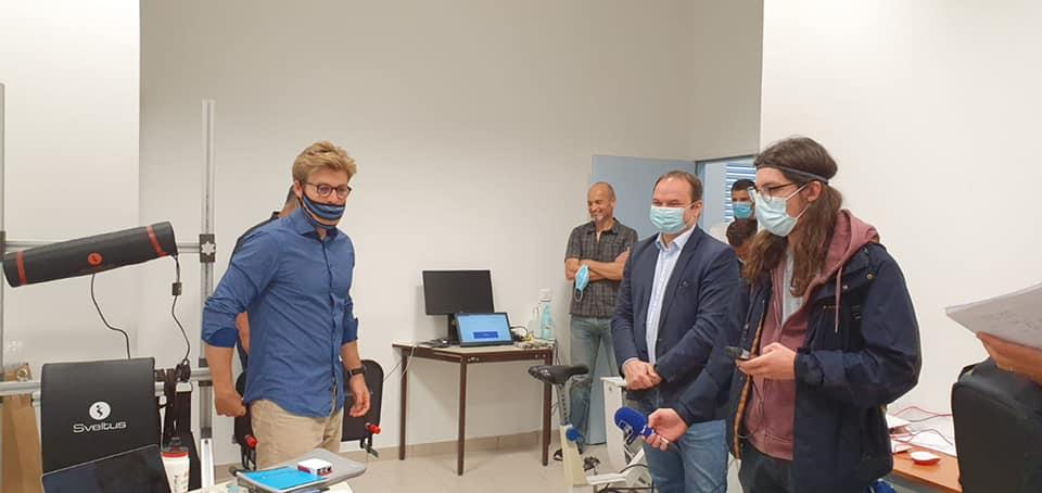 Saint-Etienne, terre d'excellence pour la recherche et l'innovation en « sport-santé » !