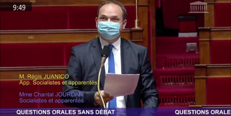 Ma question à Marlène Schiappa sur le renforcement des effectifs de Police Nationale a Saint-Etienne